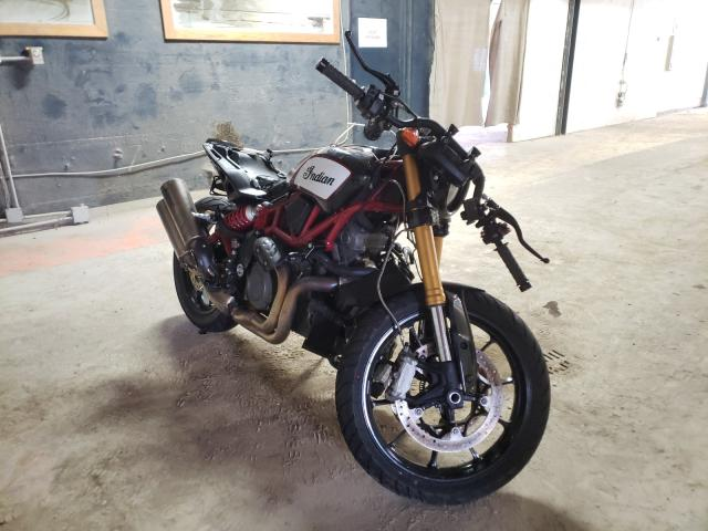 Salvage cars for sale from Copart Indianapolis, IN: 2019 Indian Motorcycle Co. FTR 1200 S