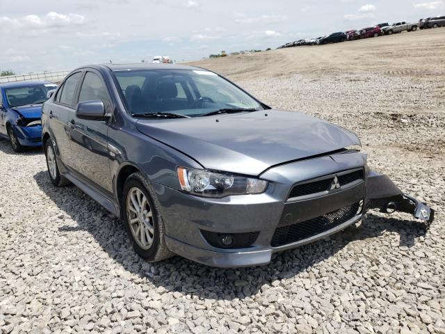Salvage cars for sale from Copart Earlington, KY: 2010 Mitsubishi Lancer ES