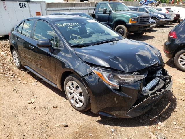 Salvage cars for sale from Copart Hillsborough, NJ: 2020 Toyota Corolla LE