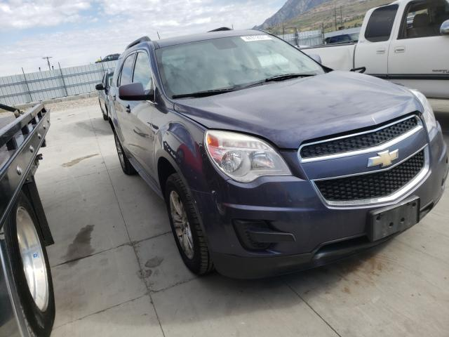Salvage cars for sale from Copart Farr West, UT: 2014 Chevrolet Equinox LT
