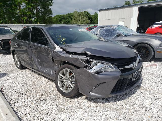 Salvage cars for sale from Copart Rogersville, MO: 2017 Toyota Camry XSE