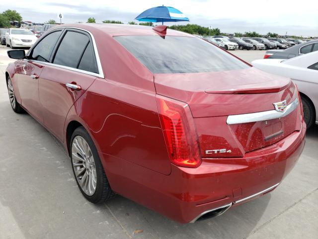 2015 CADILLAC CTS LUXURY COLLECTION