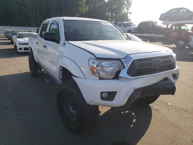 Salvage cars for sale from Copart Dunn, NC: 2012 Toyota Tacoma DOU