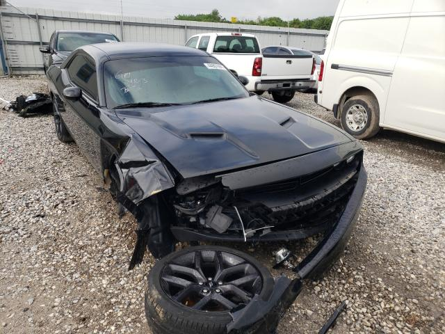 Salvage cars for sale from Copart Prairie Grove, AR: 2019 Dodge Challenger