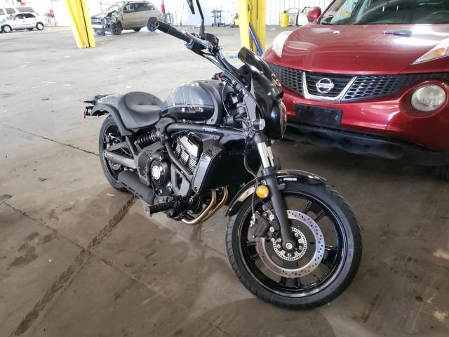 Salvage motorcycles for sale at Woodburn, OR auction: 2021 Kawasaki EN650 E
