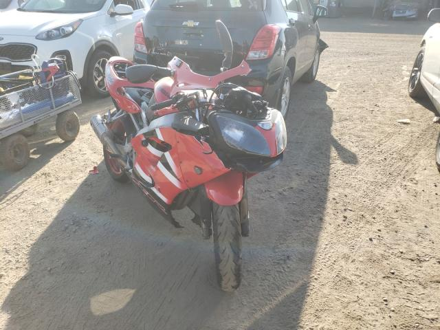 Salvage cars for sale from Copart Brighton, CO: 2002 Kawasaki ZX6R