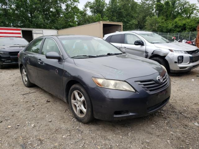 Salvage 2007 TOYOTA CAMRY - Small image. Lot 43664741