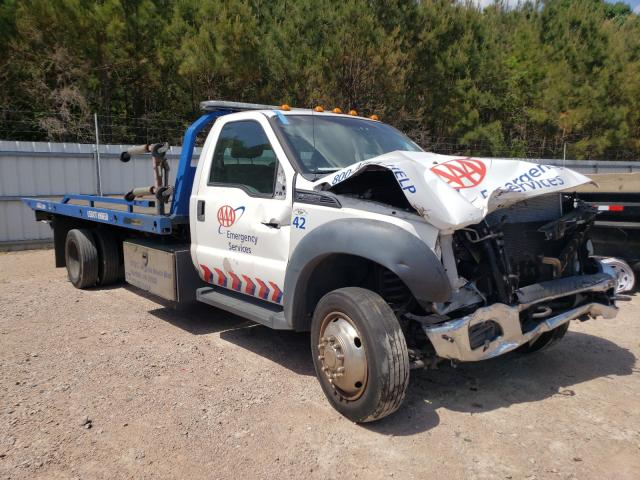 Salvage cars for sale from Copart Charles City, VA: 2016 Ford F550 Super