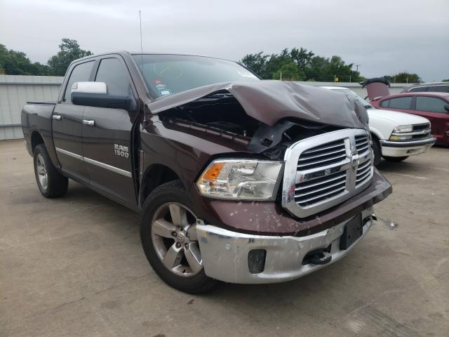 Salvage cars for sale from Copart Wilmer, TX: 2015 Dodge RAM 1500 SLT