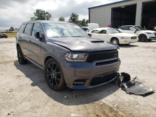 Salvage cars for sale from Copart Sikeston, MO: 2020 Dodge Durango GT
