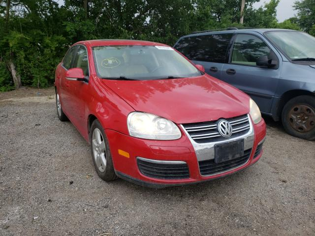 Salvage cars for sale at Baltimore, MD auction: 2009 Volkswagen Jetta SE