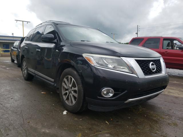 2014 Nissan Pathfinder en venta en Lebanon, TN