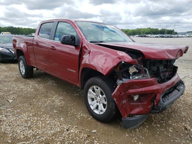 Vehiculos salvage en venta de Copart Memphis, TN: 2018 Chevrolet Colorado L