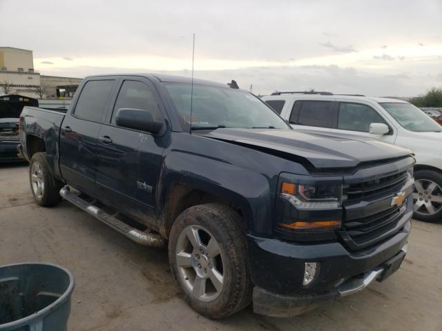 2017 Chevrolet Silverado en venta en Tulsa, OK