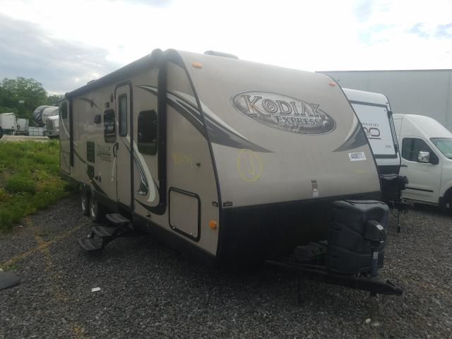 2015 Kodiak Express en venta en West Mifflin, PA