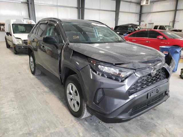 Salvage cars for sale from Copart Greenwood, NE: 2019 Toyota Rav4 LE