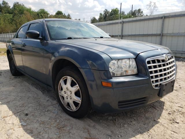 Salvage cars for sale from Copart Charles City, VA: 2007 Chrysler 300