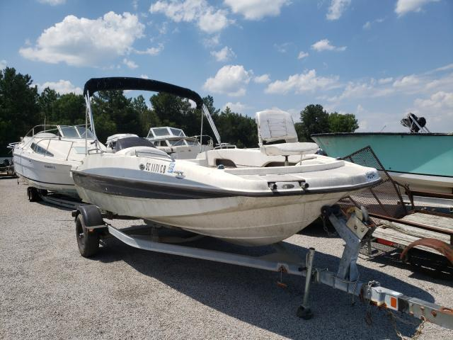 Salvage boats for sale at Harleyville, SC auction: 2008 Other 197SD