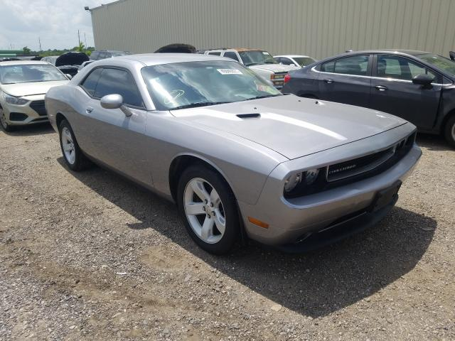 Salvage cars for sale from Copart Houston, TX: 2014 Dodge Challenger