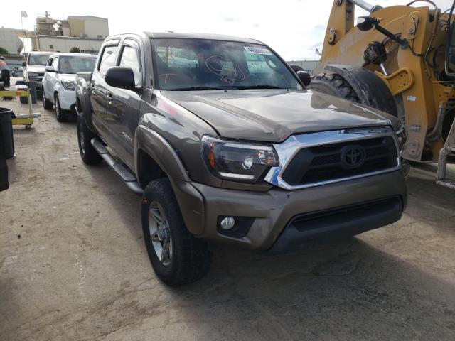 2013 Toyota Tacoma DOU en venta en Tulsa, OK