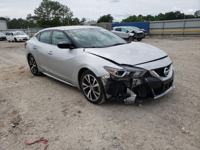 Salvage cars for sale from Copart Florence, MS: 2017 Nissan Maxima 3.5