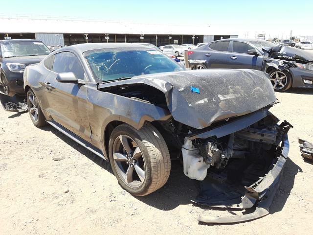 Vehiculos salvage en venta de Copart Phoenix, AZ: 2015 Ford Mustang