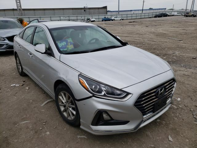 Salvage cars for sale from Copart Columbus, OH: 2018 Hyundai Sonata SE