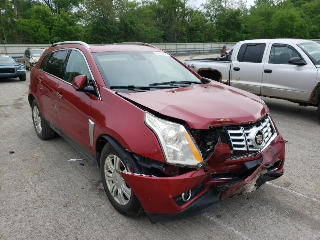 2013 CADILLAC SRX PERFOR 3GYFNHE34DS511118