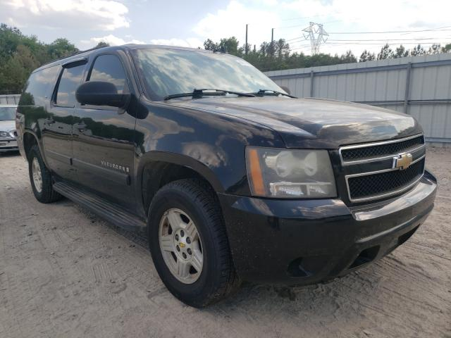 Salvage cars for sale from Copart Charles City, VA: 2008 Chevrolet Suburban C