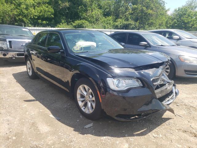 Chrysler 300 Touring salvage cars for sale: 2018 Chrysler 300 Touring