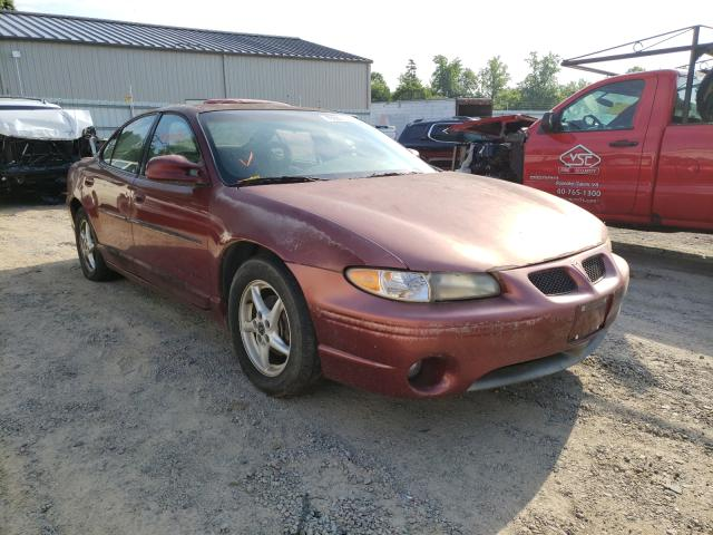 2000 Pontiac Grand Prix for sale in Chatham, VA