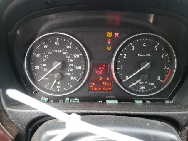 2011 BMW 335 I WBADX7C57BE743173