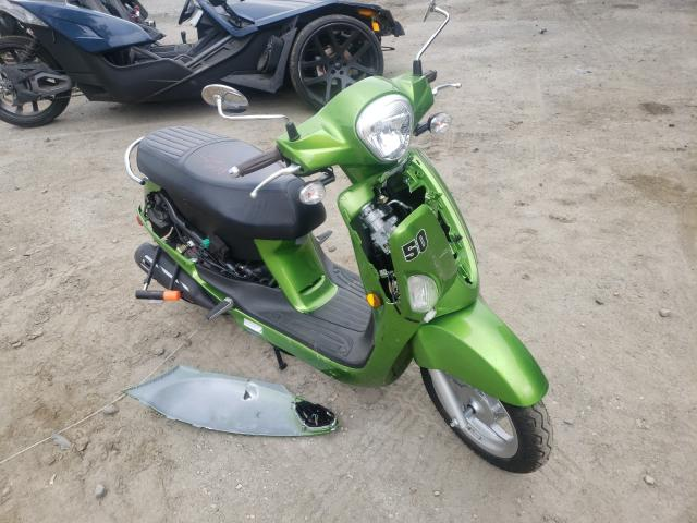 Salvage cars for sale from Copart Waldorf, MD: 2020 Kymco Usa Inc Scooter