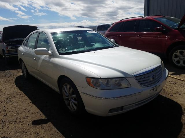 Salvage cars for sale from Copart Helena, MT: 2006 Hyundai Azera SE