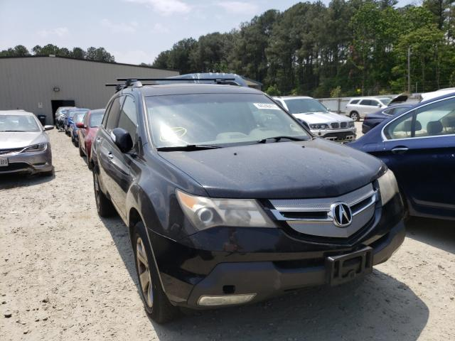 Used 2008 ACURA MDX - Small image. Lot 44246411