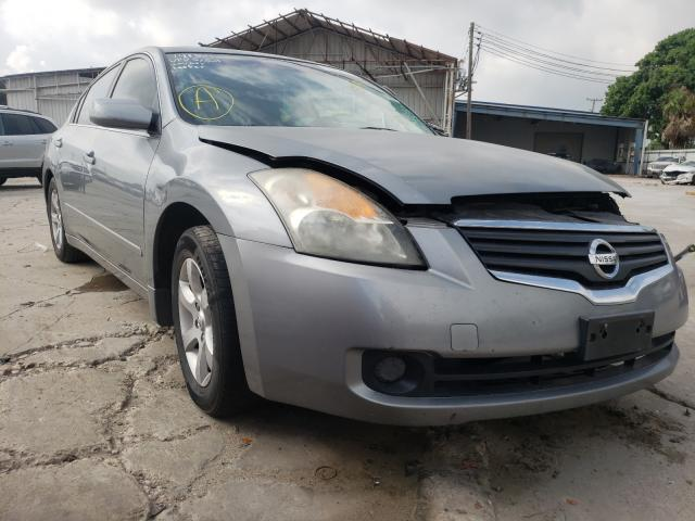 Salvage cars for sale from Copart Corpus Christi, TX: 2008 Nissan Altima 2.5