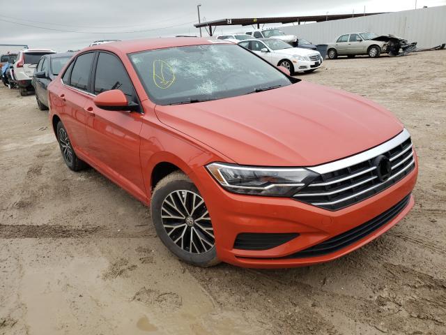2021 Volkswagen Jetta S en venta en Temple, TX
