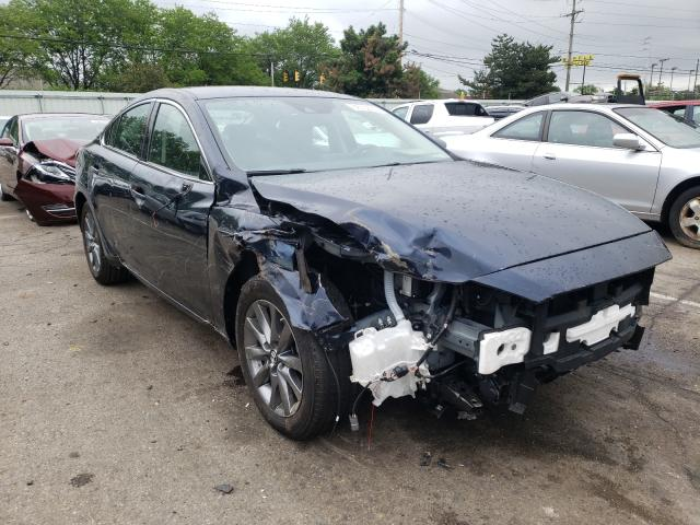 Salvage cars for sale from Copart Moraine, OH: 2020 Mazda 6 Sport