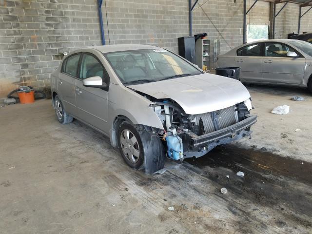 Vehiculos salvage en venta de Copart Cartersville, GA: 2012 Nissan Sentra 2.0