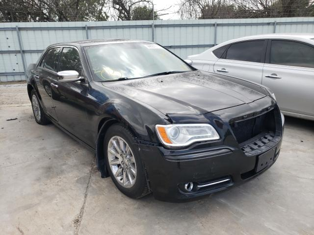 Salvage cars for sale from Copart Corpus Christi, TX: 2012 Chrysler 300 Limited