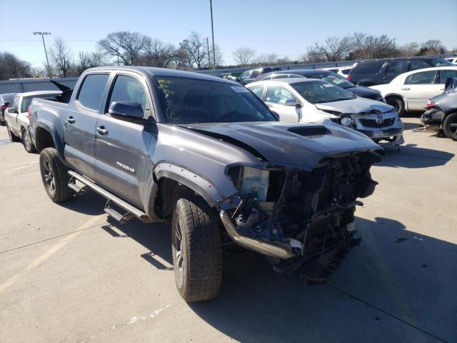 Vehiculos salvage en venta de Copart Wilmer, TX: 2017 Toyota Tacoma DOU