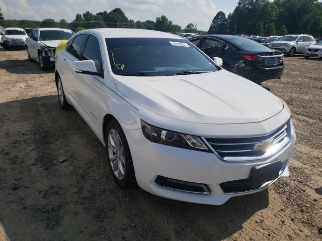 Salvage cars for sale from Copart Conway, AR: 2019 Chevrolet Impala LT
