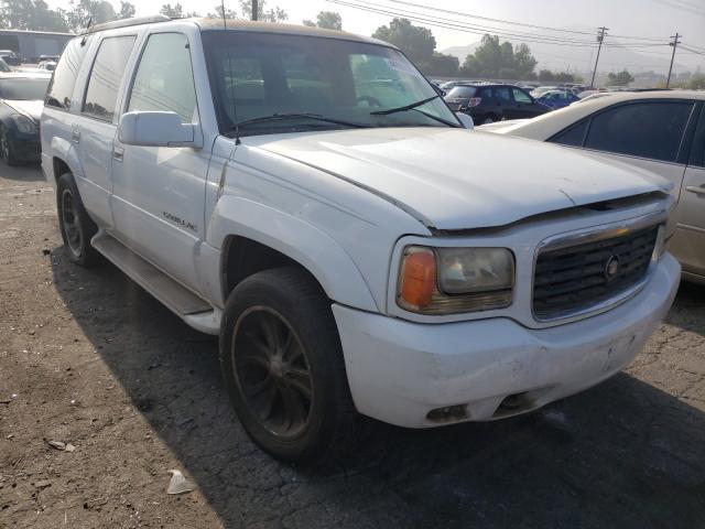 Cadillac Escalade salvage cars for sale: 1999 Cadillac Escalade
