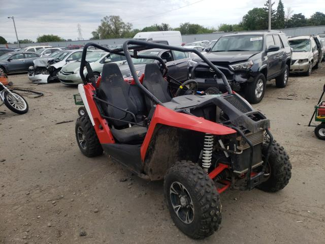 Salvage motorcycles for sale at Cudahy, WI auction: 2015 Arctic Cat Wild Cat