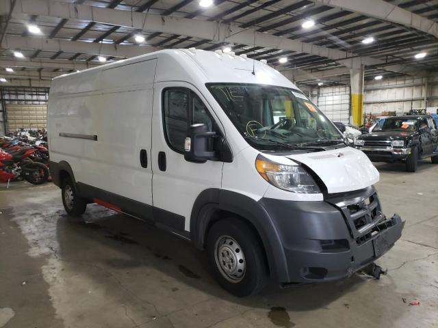 Salvage cars for sale from Copart Woodburn, OR: 2016 Dodge RAM Promaster