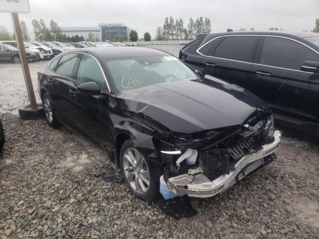 Salvage cars for sale from Copart Ontario Auction, ON: 2020 Honda Accord LX