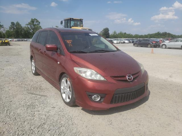Mazda salvage cars for sale: 2009 Mazda 5