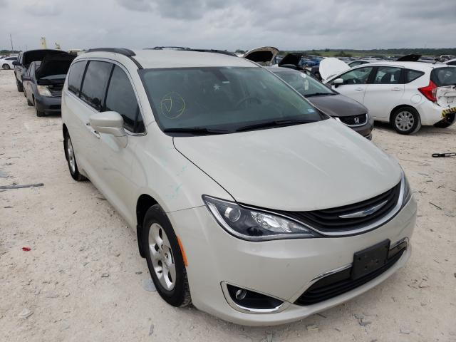 Salvage 2017 CHRYSLER PACIFICA - Small image. Lot 45016421