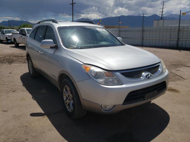 Hail Damaged Cars for sale at auction: 2010 Hyundai Veracruz G