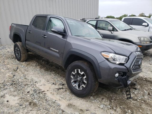 Salvage cars for sale from Copart Byron, GA: 2019 Toyota Tacoma DOU